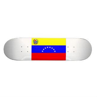 Venezuela Flag Custom Skate Board