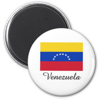 Venezuela Flag Design Magnet