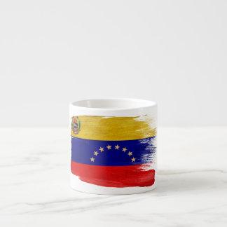 Venezuela Flag Espresso Cup