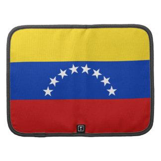 Venezuela Flag Folio Organizer