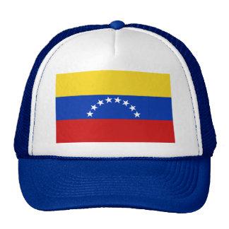 Venezuela Flag Hat