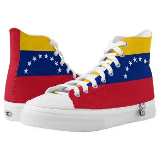 Venezuela Flag High Tops