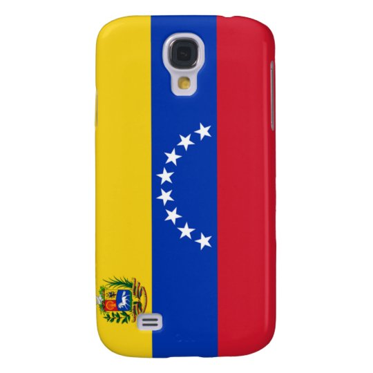 Venezuela Flag iPhone Galaxy S4 Case