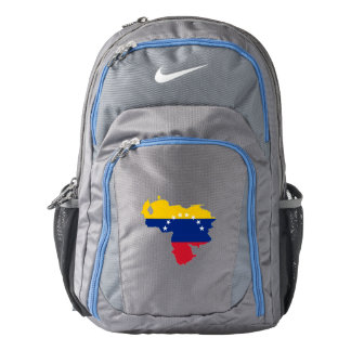 Venezuela Flag/Map Backpack