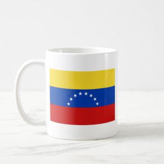 Venezuela Flag ~ Map Mug