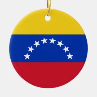 Venezuela Flag Ornament