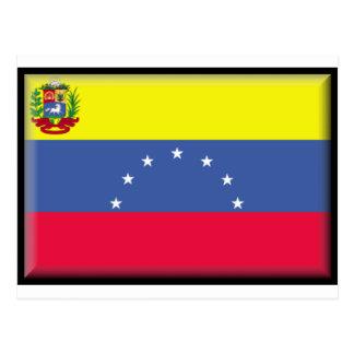 Venezuela Flag Postcards