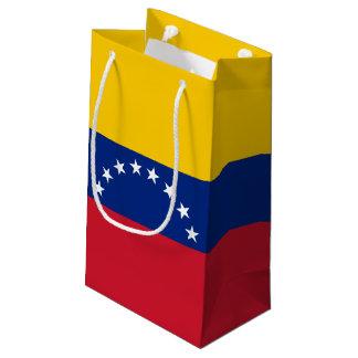 Venezuela Flag Small Gift Bag