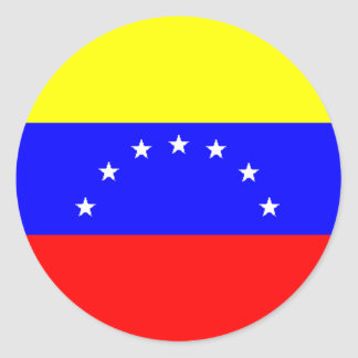 Venezuela Flag Sticker