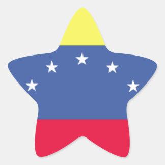 Venezuela Flag Stickers