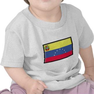 Venezuela Flag Tshirts