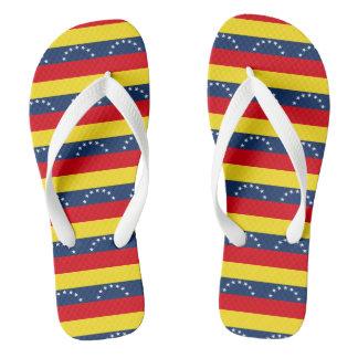 Venezuela Flip Flops