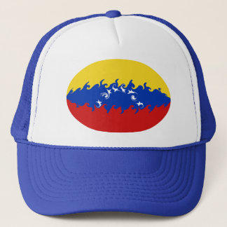 Venezuela Gnarly Flag Hat