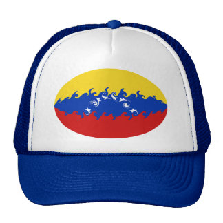 Venezuela Gnarly Flag Hat