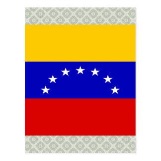 Venezuela High quality Flag Postcards