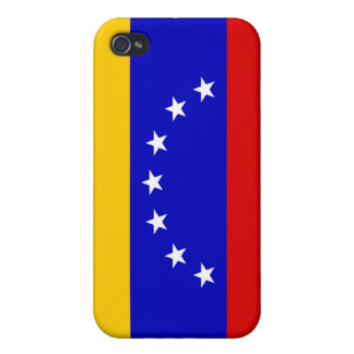 Venezuela National Flag  Covers For iPhone 4