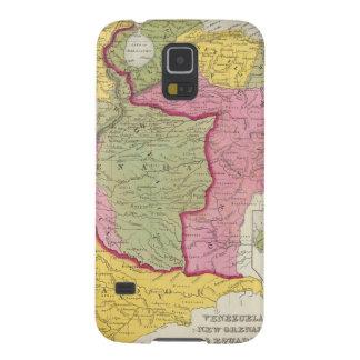 Venezuela, New Grenada & Equador Galaxy S5 Cover