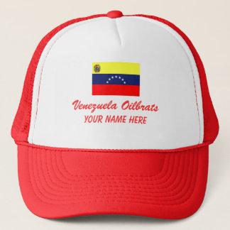 Venezuela Oilbrats - Customized Cap