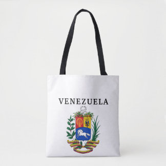 VENEZUELA PATRIOT TOTE  BAG