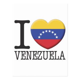 Venezuela Post Cards