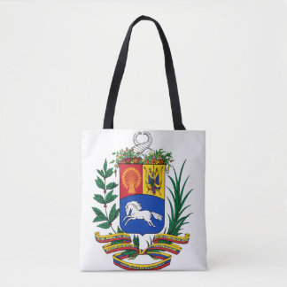 venezuela Shield for pariot tote bag