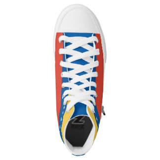 Venezuela Shoes Printed Shoes