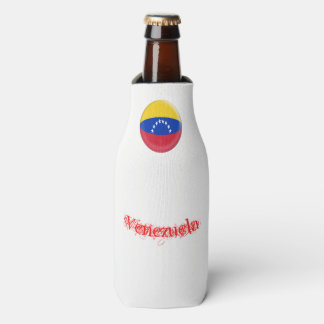 Venezuela Venezuelan Flag Bottle Cooler