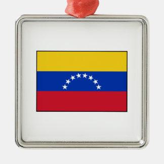Venezuela – Venezuelan Flag Christmas Ornament