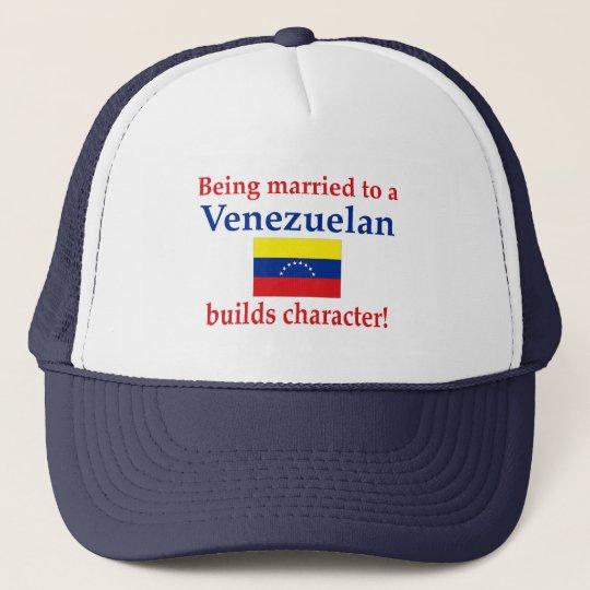 Venezuelan Builds  Character Trucker Hat