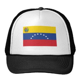 Venezuelan Flag Cap Trucker Hat