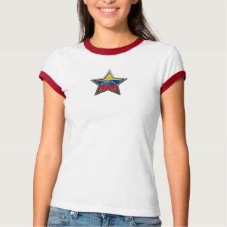 Venezuelan Flag Star Tee Shirts