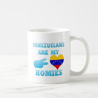 Venezuelans are my Homies Mugs