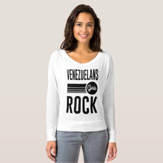 venezuelans girls rock T-Shirt