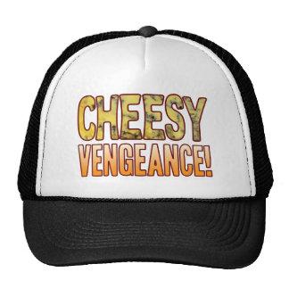 Vengeance Blue Cheesy Cap