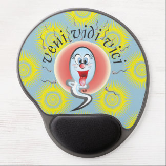 veni vidi vici it came saw and triumphed gel mouse pad
