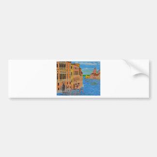 Venice3.JPG Bumper Sticker