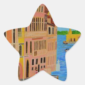 Venice3.JPG Star Sticker