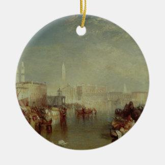 Venice, 1840 christmas ornament