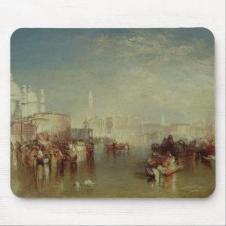 Venice, 1840 mouse pad