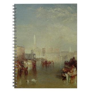 Venice, 1840 notebooks