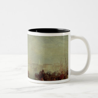 Venice, 1840 Two-Tone coffee mug