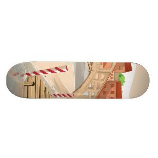 Venice 18.1 Cm Old School Skateboard Deck
