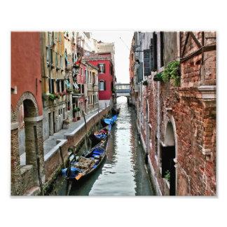 Venice Alleyway Photo Print