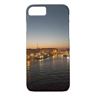 Venice at night iPhone 7 case