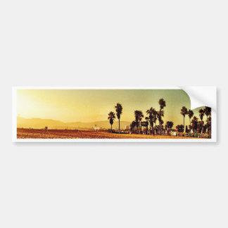 Venice Beach Bumper Sticker
