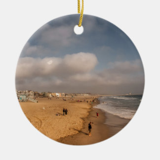 Venice Beach California Christmas Ornament