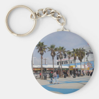 Venice Beach, California Key Ring