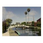 Venice Beach Canals Postcard!
