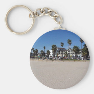 Venice Beach Drummers Key Ring