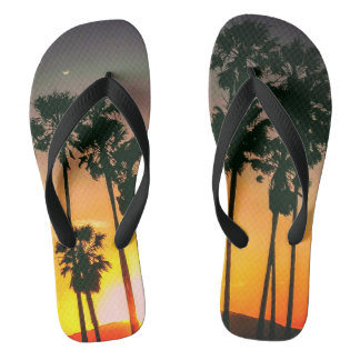 Venice Beach Flippos - Adults Flip Flops